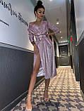 Платье Женское Вечернее с разрезом, фото 8