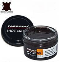 Крем для обуви темно-коричневый Tarrago Shoe Cream, 50 мл, TCT31 (06)