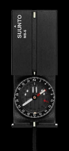 Многофункциональный компас в формате спичечного коробка SUUNTO MB-6 NH