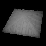 Крышки для забора. Размер, мм – 450х450 мм, фото 7
