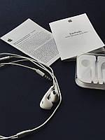 Гарнитура Apple iPhone 6/5S/5C EarPods оригинал