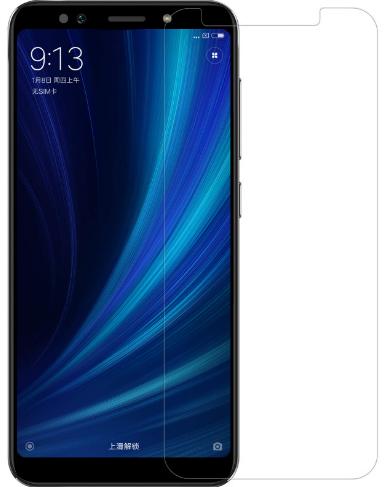 Гідрогелева захисна плівка на Xiaomi Mi 6X на весь екран прозора