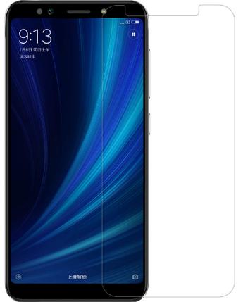 Гідрогелева захисна плівка на Xiaomi Mi 6X на весь екран прозора, фото 2
