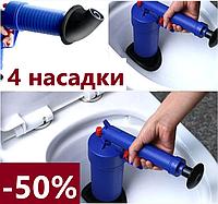 Вантуз для унитаза, труб, туалета пневматический вантузы прочистки канализации очиститель канализационных труб