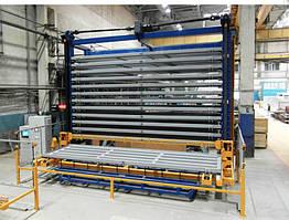 Автоматизированные склады листового металлопроката