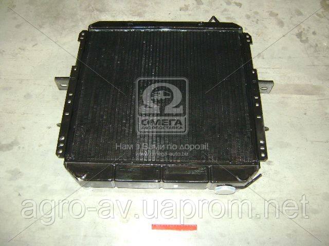 Радиатор вод.охлажд. (500-1301010-02ВВ) МАЗ-500 (4-х рядн.)(пр-во ШААЗ)