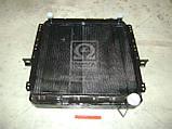 Радиатор вод.охлажд. (500-1301010-02ВВ) МАЗ-500 (4-х рядн.)(пр-во ШААЗ), фото 2