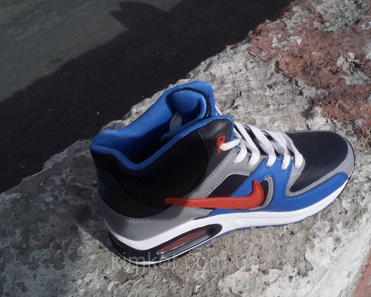 a0d2fdf0 Подростковые зимние кроссовки на девочку Nike AIR MAX 35 и 36 р-р, фото