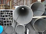 Нержавеющая матовая труба AISI 304 04X18H10  204 х 2, фото 2