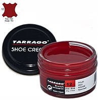 Крем для обуви красный Tarrago Shoe Cream, 50 мл, TCT31 (12)