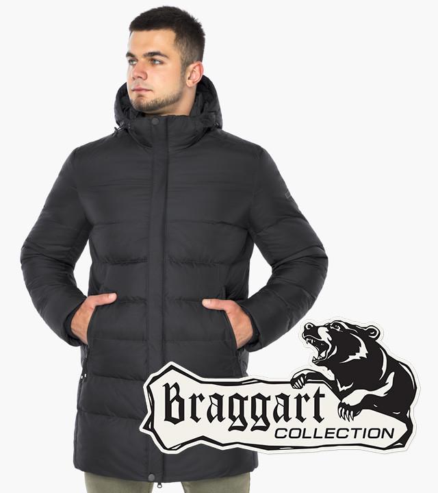 Braggart Aggressive 48052 | Зимняя куртка графит
