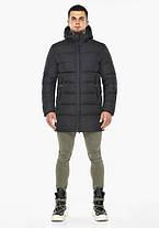Braggart Aggressive 48052 | Зимняя куртка графит, фото 3
