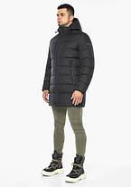Braggart Aggressive 48052 | Зимняя куртка графит, фото 2
