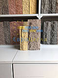 Фасадна плитка сіра, розмір 200х65х20мм, фото 6