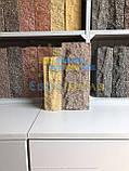 Фасадная плитка серая, размер 200х65х20мм, фото 6
