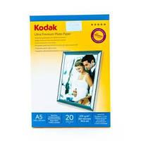 Фотобумага Kodak суперглянцевий карт.уп.(Формат: 13x18 (127x177 mm), Плотность 270 г / м2 Количество в упаковк