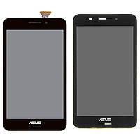 Дисплейный модуль (экран и сенсор) для Asus FonePad 7 ME375, с рамкой, оригинал, фото 1