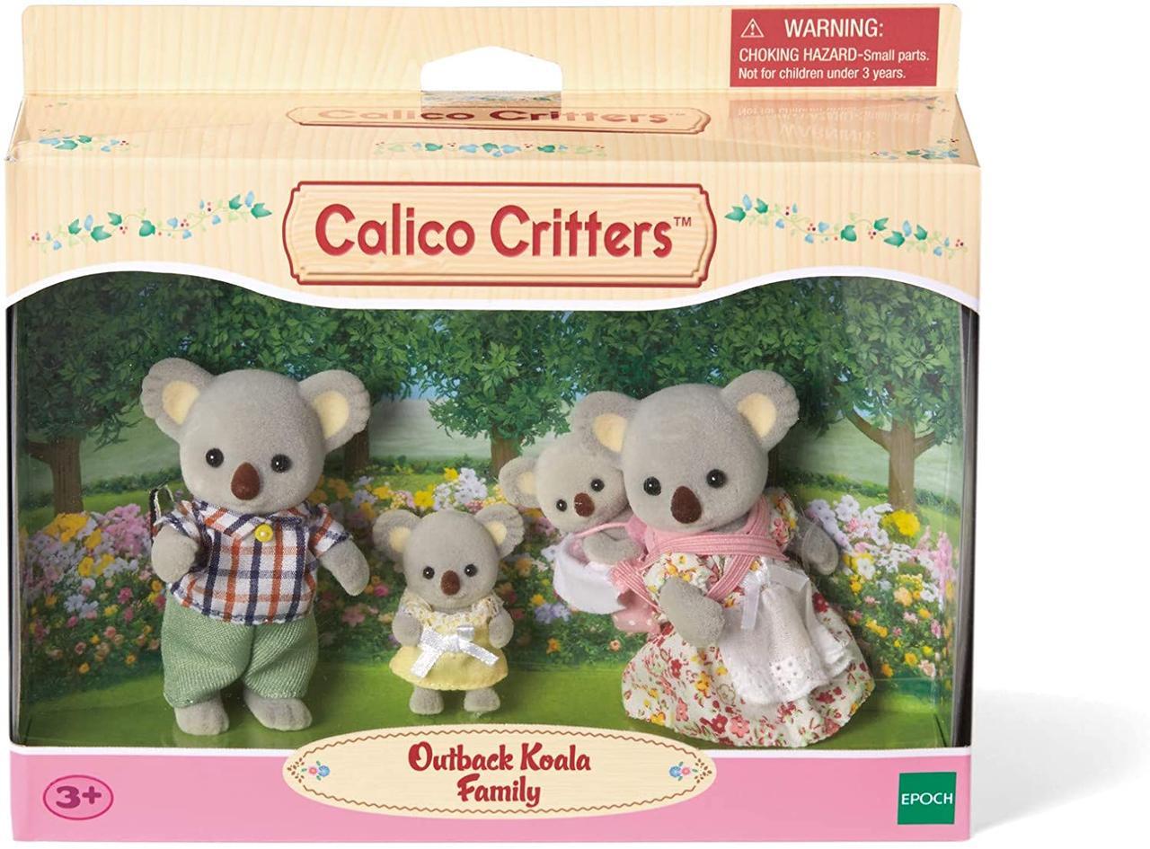 Набір Фігурок Сильванія Фемелі Сім'я Коали Calico Critters Outback Koala Family