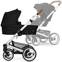 Детская универсальная коляска 2 в 1 Mutsy Nio North Black (шасси Cognac Standard)
