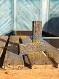 Фасадная плитка коричневая, размер 200х65х20мм, фото 2