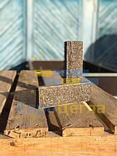 Фасадна плитка коричнева, розмір 200х65х20мм