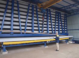 Автоматизированные склады профильного металлопроката