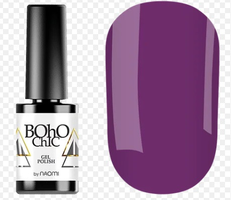 Гель-Лак Для Ногтей Naomi Boho Chic, 6 Мл BC021