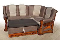 Кухонный уголок со спальным местом Микс Мебель Визит (vincent 07+05) ШхГ 1750х1300 мм