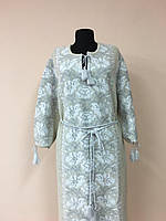Плаття жіноче в'язане 0564