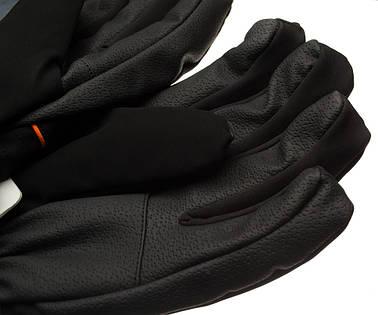 Рукавиці гірськолижні Viking Bormio 7 S Чорний 54, фото 2