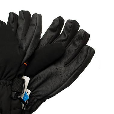 Рукавиці гірськолижні Viking Bormio 7 S Чорний 54, фото 3