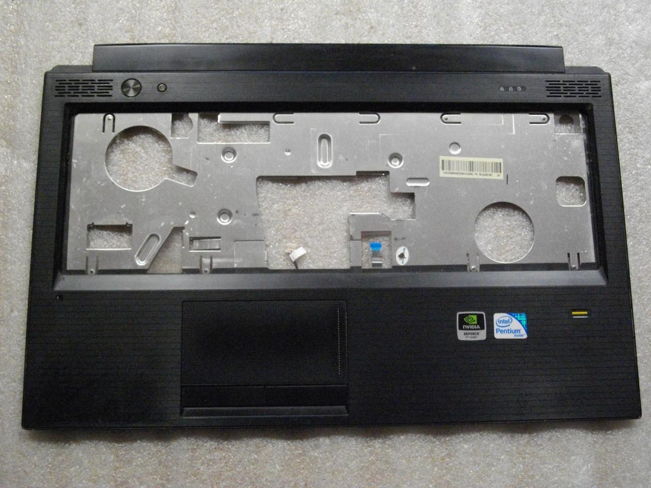 Оригинальный Корпус Верхняя часть корпуса с тачпадом Топкейс Средняя часть корпуса Lenovo B570 B575 V570 V575