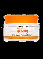 Крем для интенсивного увлажнения кожи Christina ForeverYoung Moisture Fusion Cream , 50мл