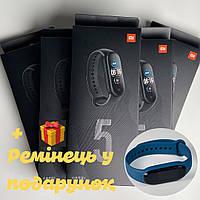 Mi Band 5 Оригинальный фитнес браслет от Xiaomi, русский язык, украинский язык