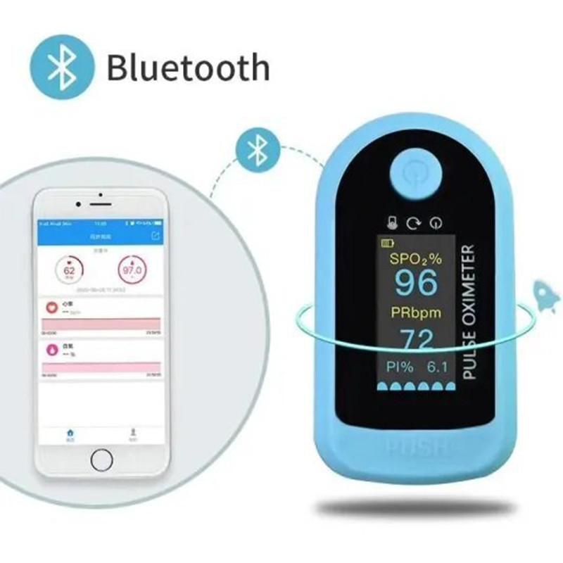 Пульсоксиметр OX-831 c Bluetooth