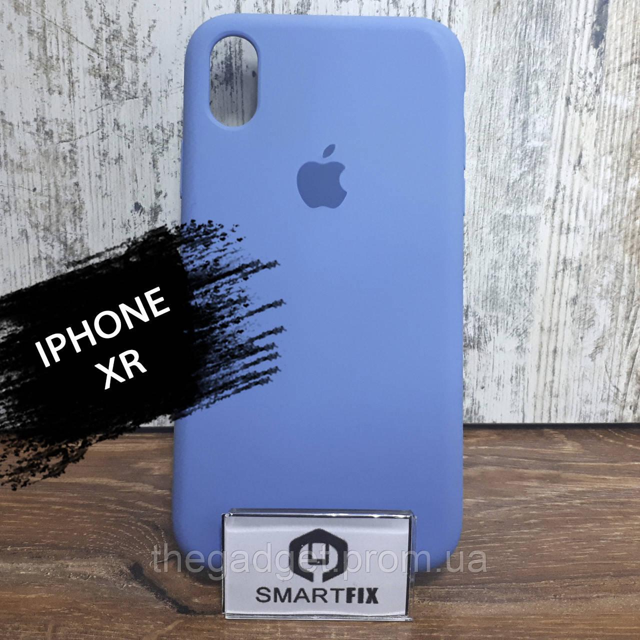Силиконовый чехол для iPhone XR Soft