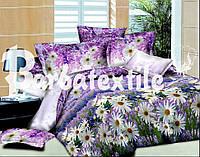 """Набор красивого постельного белья """"Ранфорc"""""""