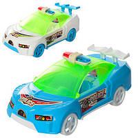 Машинка  детская на запуске Полиция