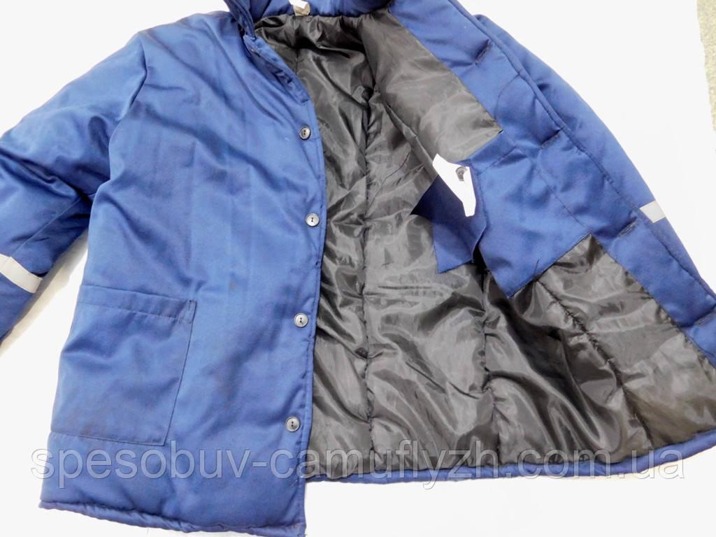 Куртка Зимняя Фуфайка  на синтепоне, 44-46,48-50,52-54,56-58,60-62.