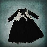 Плаття чорного кольору для Блайз