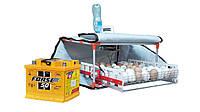 """Инкубатор бытовой """"Broody Micro Battery 50"""" (авто регулировка влажности и температуры, аварийное питание), фото 1"""