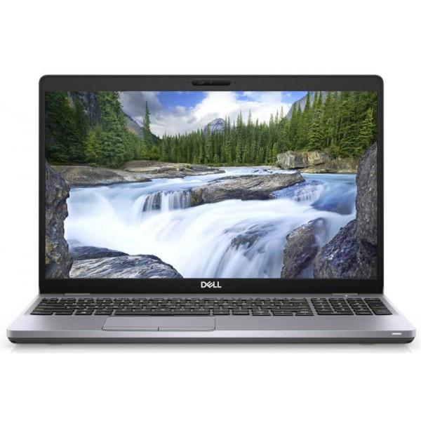 """Ноутбук Dell Latitude 5510 (N004L551015EMEA_WIN); 15.6"""" FullHD (1920x1080) TN LED глянцевый антибликовый /"""