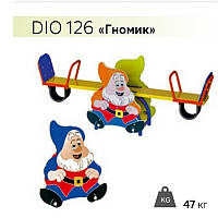 """Качеля балансир """"Гномик"""" детская уличная на площадку, фото 1"""