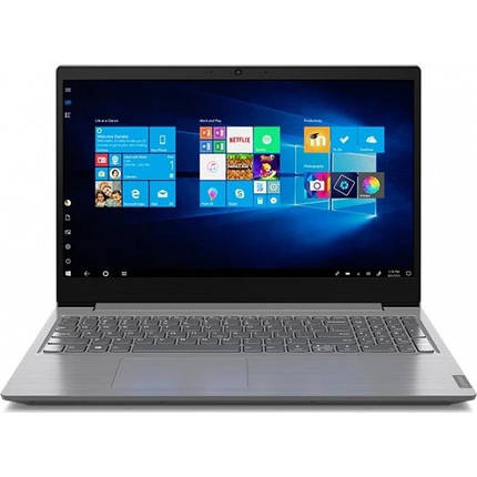 """Ноутбук Lenovo V15 (82C500JNRA); 15.6"""" FullHD (1920x1080) TN LED матовый / Intel Core i5-1035G1 (1.0 - 3.6, фото 2"""