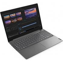 """Ноутбук Lenovo V15 (82C500JNRA); 15.6"""" FullHD (1920x1080) TN LED матовый / Intel Core i5-1035G1 (1.0 - 3.6, фото 3"""