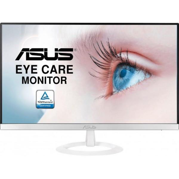 "Монитор Asus 23.8"" VZ249HE-W IPS White; 1920x1080, 5 мс, 250кд/м2, D-Sub, HDMI"