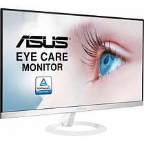 "Монитор Asus 23.8"" VZ249HE-W IPS White; 1920x1080, 5 мс, 250кд/м2, D-Sub, HDMI, фото 2"
