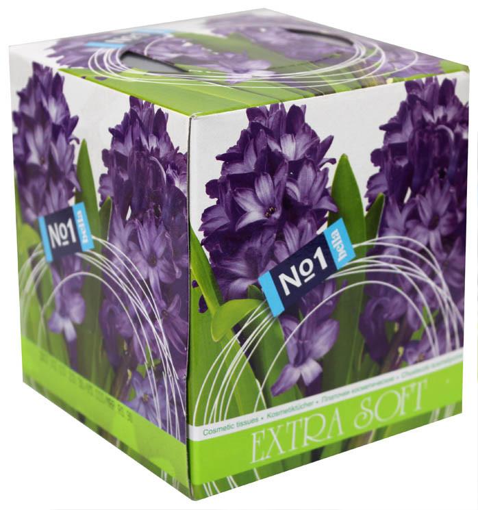 Серветки паперові в коробці Bella (80 шт/уп)