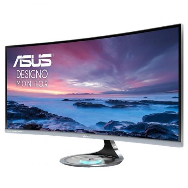 "Монитор ASUS 31.5"" MX32VQ VA Space Gray/Black; 2560x1440, 4 мс, 300 кд/м2, DisplayPort, HDMI, динамики 2х8 Вт"