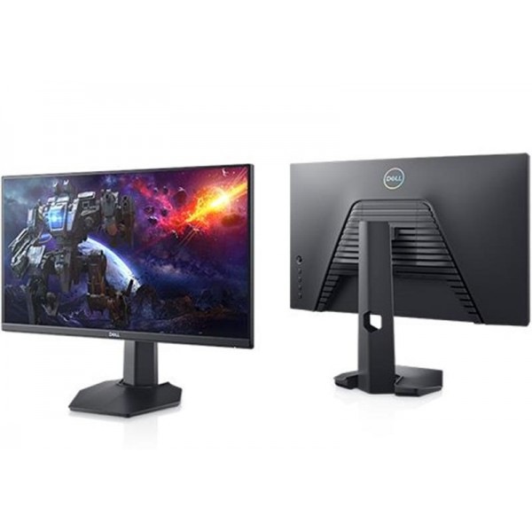 "Монитор DELL 23.8"" S2421HGF (210-AWMG) Black; 1920x1080 (144 Гц), 350 кд/м2, 1 мс, 2xHDMI, DisplayPort"